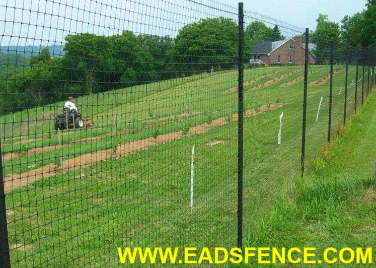 Ohio Fence Company Eads Fence Co Deer Fences