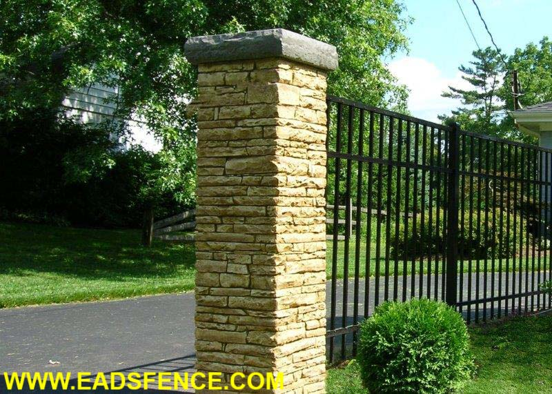 Show products in category Stone / Brick Columns
