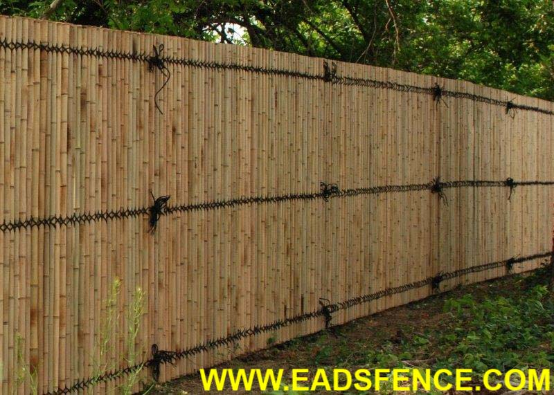 ohio fence company eads fence co bamboo fence materials. Black Bedroom Furniture Sets. Home Design Ideas