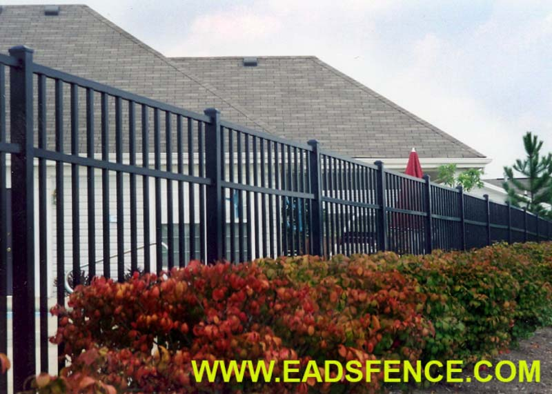 Show products in category Aluminum Fences