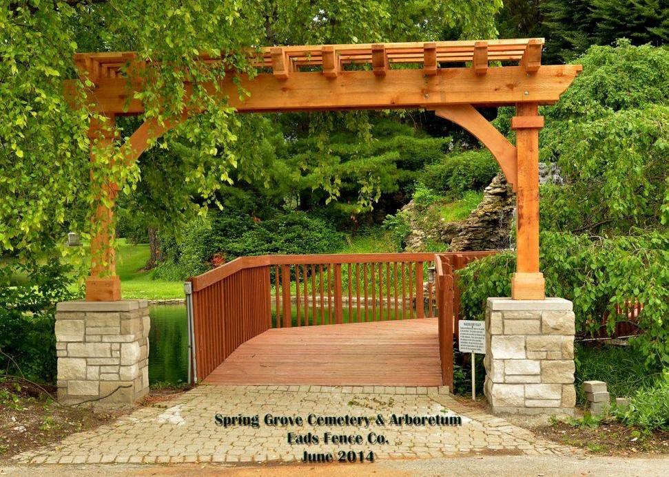 Show products in category Arbors & Pergolas