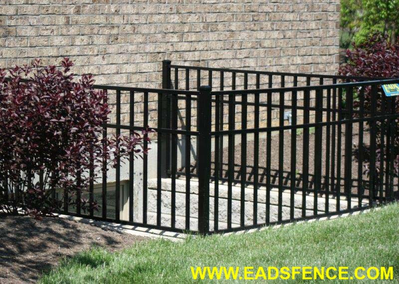 Window Well Guard Fencing