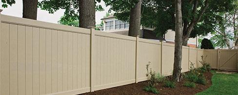 Ohio Fence Company Eads Fence Co Dogwood