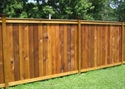 Picture for category Wood Privacy Fences