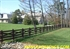 Picture of 5 Rail Crossbuck Fence Photo Gallery