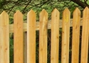 Picture for category Pointed Picket Fence