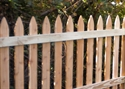 Picture for category Gothic Picket Fence
