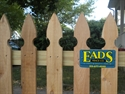 Picture for category French Gothic Picket Fence