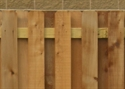 Picture for category Shadowbox Privacy Fences