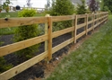 Picture for category Wood Kentucky Board Fences