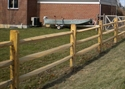 Picture for category Wood Split Rail Fences