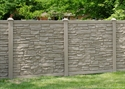 "Picture for category Simtek ""Stone-Like"" Vinyl Fences"