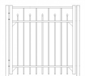 Picture of S3 Essex Walk Gate Drawing