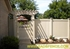 Picture of Vinyl Privacy Gates Photo Gallery