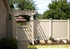 Picture of Vinyl Picket Gates Photo Gallery