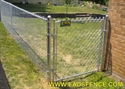 Picture of Chain Link Gates Photo Gallery