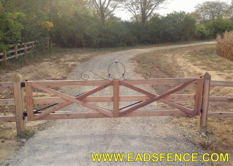 Ohio Fence Company Eads Fence Co Kentucky Board Entry